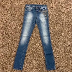 Cute skinny jeans!